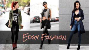 Jakim stylem jest edgy style?