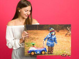 Szukasz pomysłu na oryginalny prezent? Świetny okaże się obraz ze zdjęcia