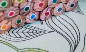 Kolorowanki antystresowe dla dorosłych skąd do nas przyszły? Co powinniśmy o nich wiedzieć?
