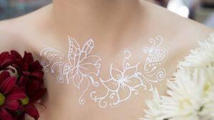 Biały tatuaż – czy warto go sobie zafundować?