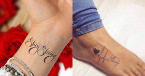 Tatuaż napisy na nadgarstku – czy to dobry pomysł?